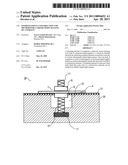 FINISH ELEMENT, CONSTRUCTION AND METHOD FOR A LIQUID-TIGHT SEALING OF A SURFACE diagram and image
