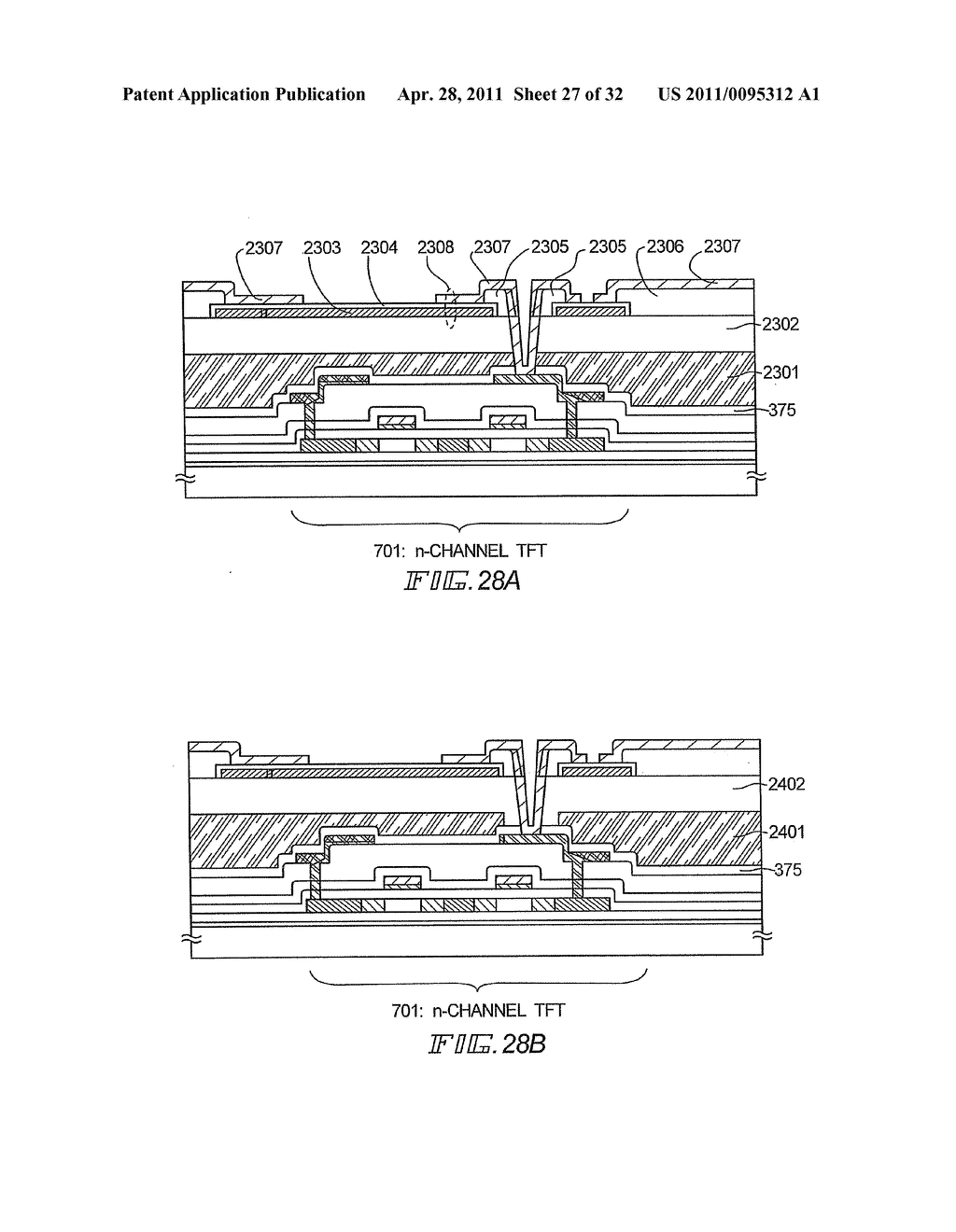 Semiconductor Device and Method of Manufacturing the Same - diagram, schematic, and image 28