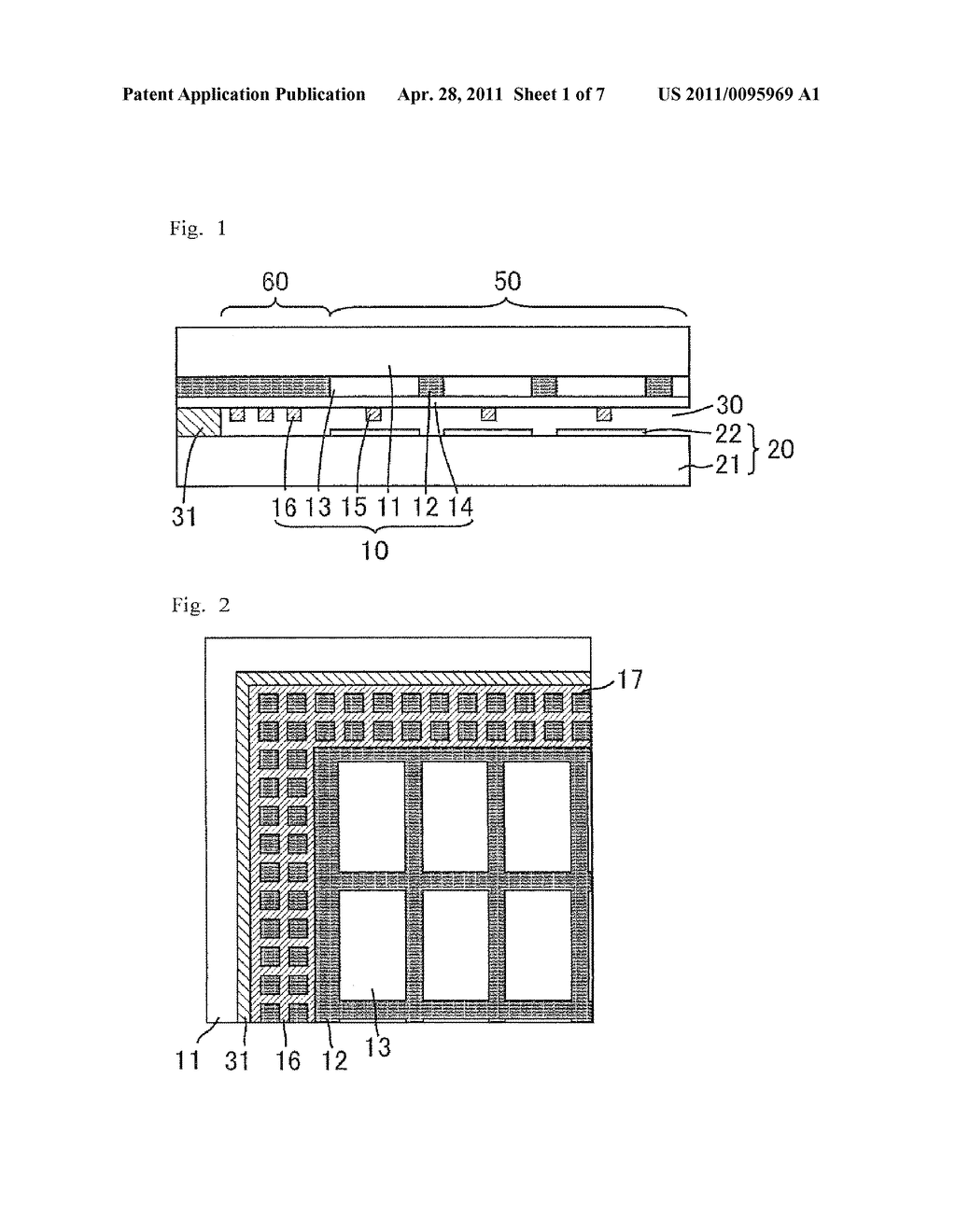 LIQUID CRYSTAL DISPLAY DEVICE AND PRODUCTION THEREOF - diagram, schematic, and image 02