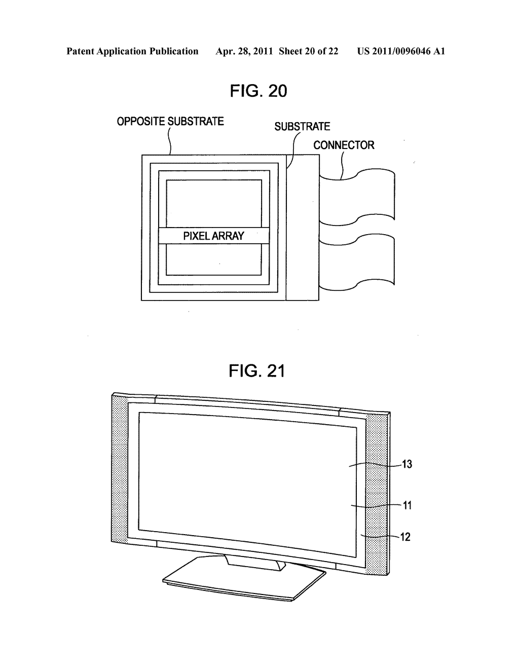 Display apparatus, method of driving a display, and electronic device - diagram, schematic, and image 21