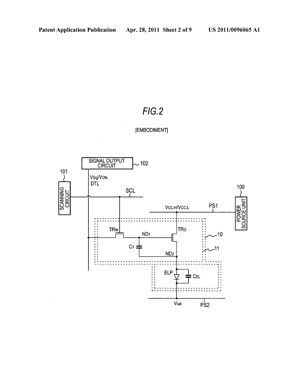 Display apparatus and method for driving the same - diagram, schematic, and image 03