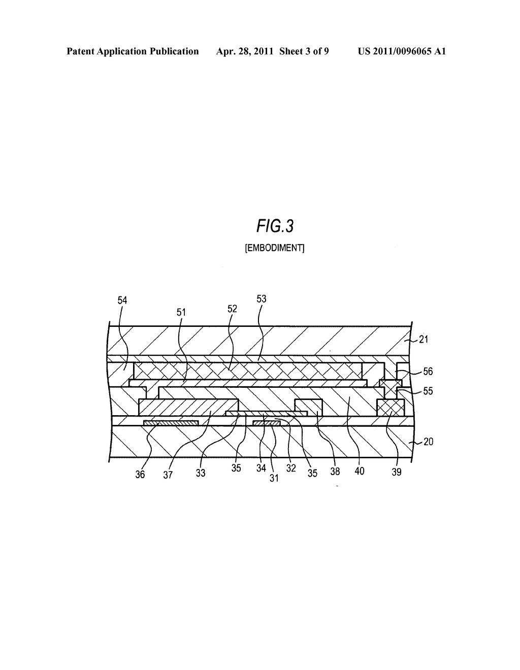 Display apparatus and method for driving the same - diagram, schematic, and image 04