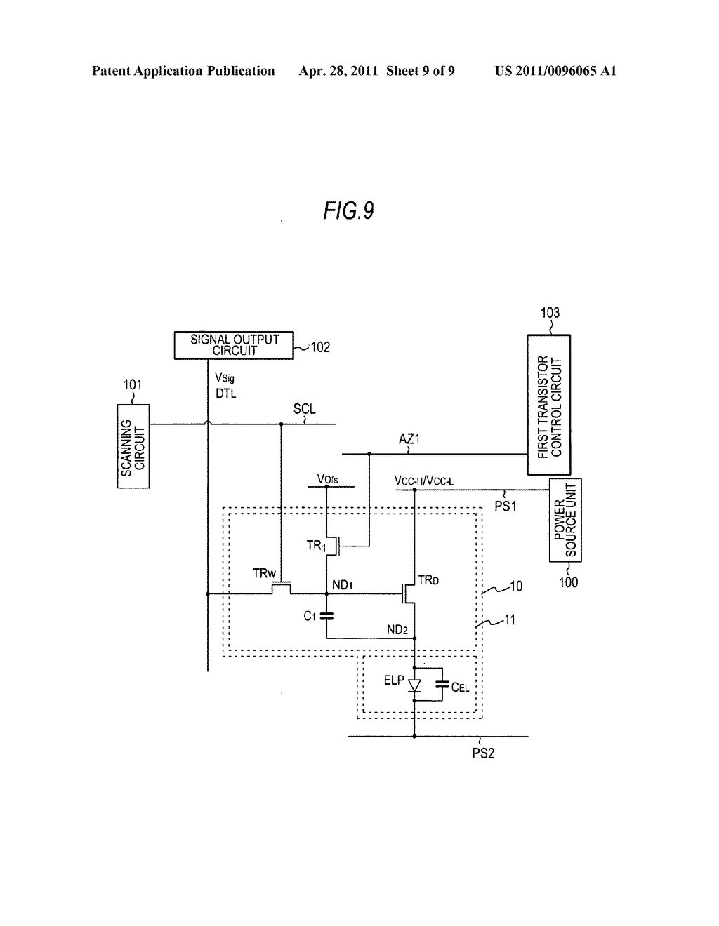 Display apparatus and method for driving the same - diagram, schematic, and image 10