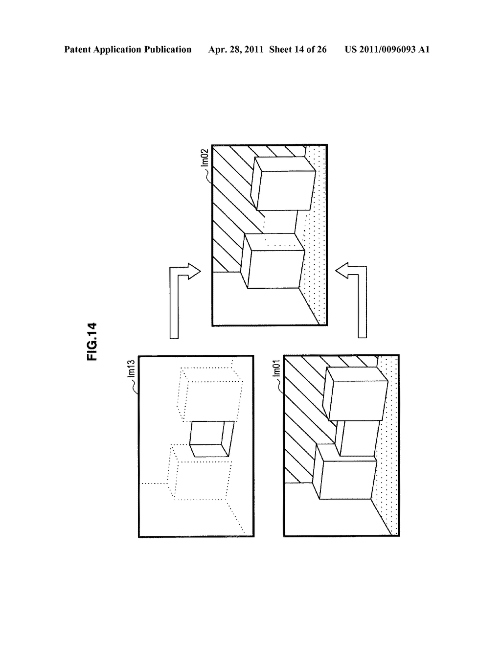 IMAGE PROCESSING DEVICE, IMAGE PROCESSING METHOD AND PROGRAM - diagram, schematic, and image 15