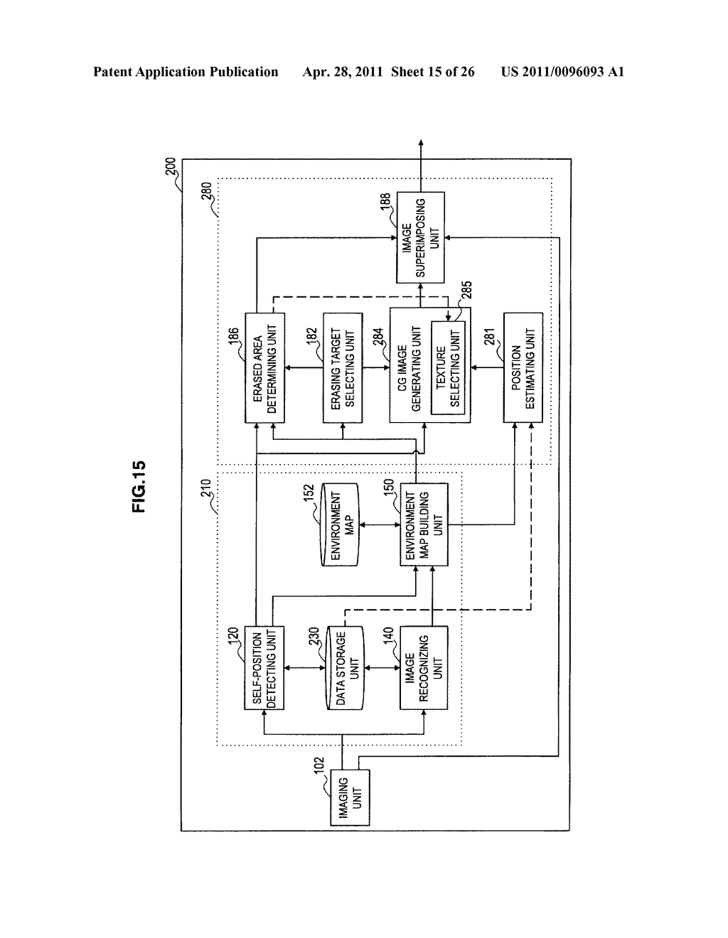 IMAGE PROCESSING DEVICE, IMAGE PROCESSING METHOD AND PROGRAM - diagram, schematic, and image 16