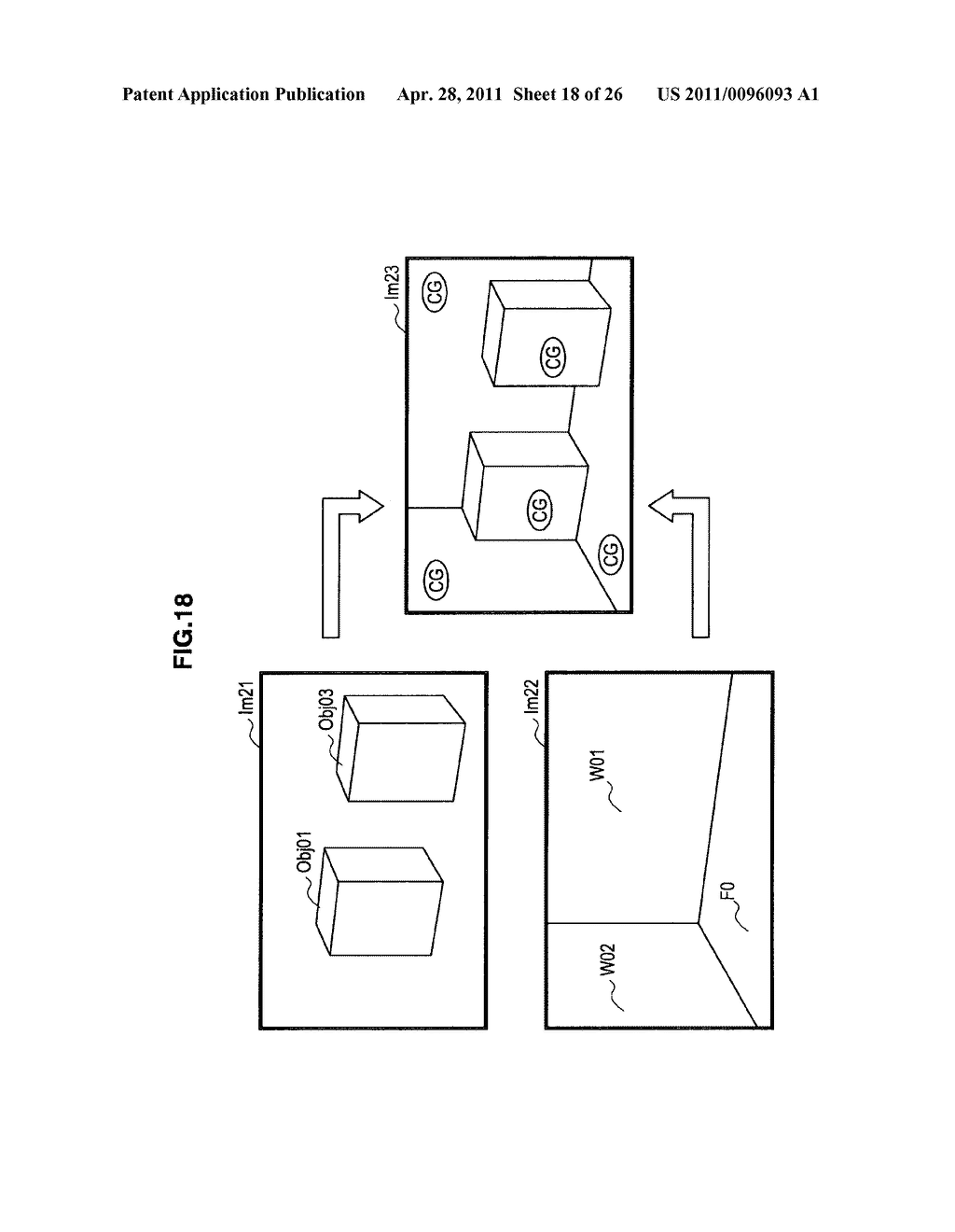 IMAGE PROCESSING DEVICE, IMAGE PROCESSING METHOD AND PROGRAM - diagram, schematic, and image 19