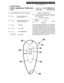 LIGHT DISPERSION EYEGLASS NOSE PAD diagram and image