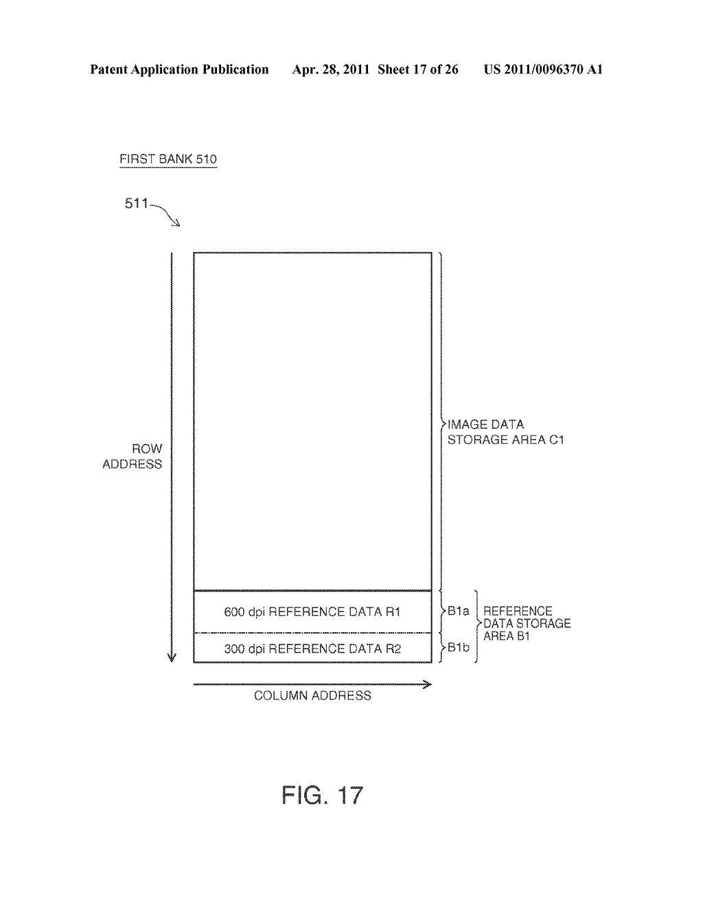 Image Reading Device, Correction Method, and Image Processing Method Using an Image Reading Device - diagram, schematic, and image 18