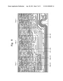 Semiconductor modules and signal line layout methods thereof diagram and image