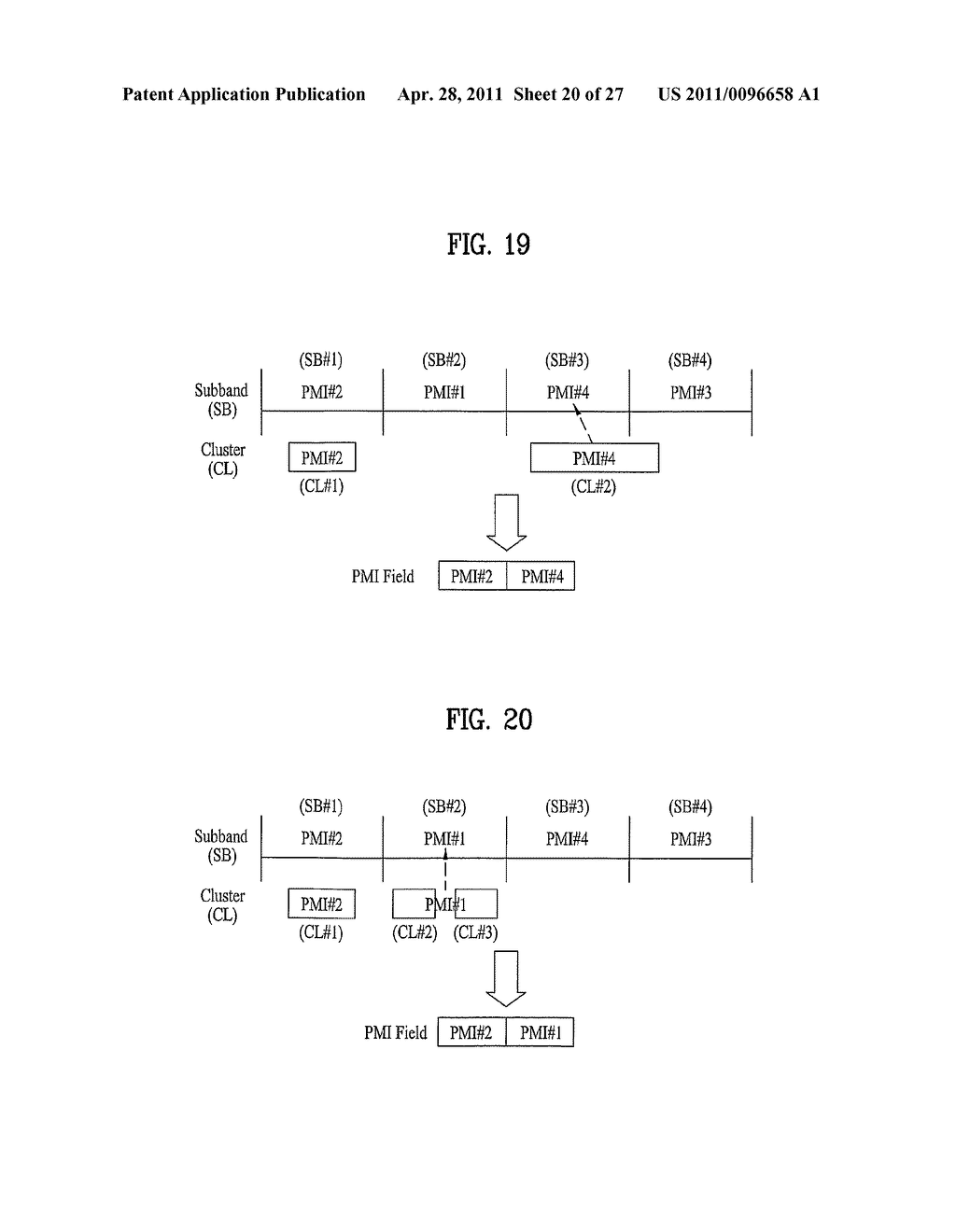 PRECODING METHOD FOR REDUCING UPLINK PAPR AND APPARATUS THEREOF - diagram, schematic, and image 21