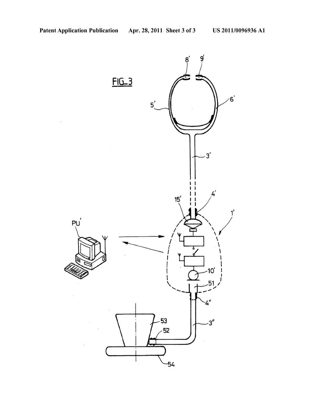 electronic stethoscope circuit diagram
