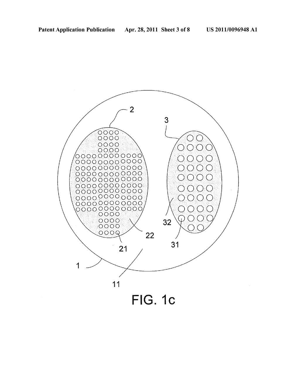 HEARING INSTRUMENT COMPRISING A DIVIDED WAX FILTER - diagram, schematic, and image 04