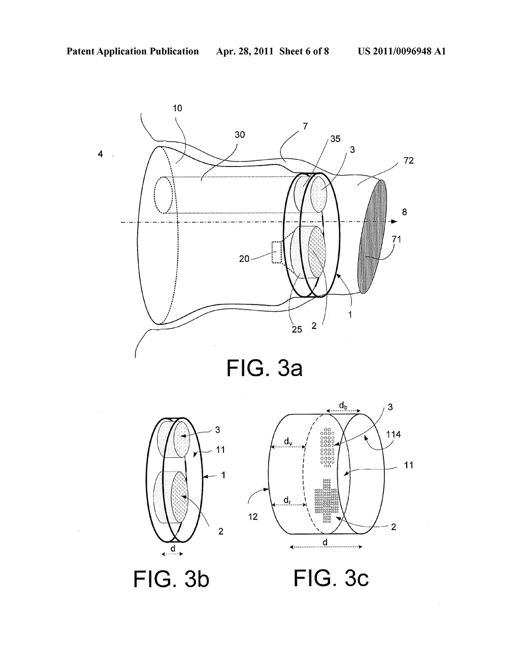 HEARING INSTRUMENT COMPRISING A DIVIDED WAX FILTER - diagram, schematic, and image 07