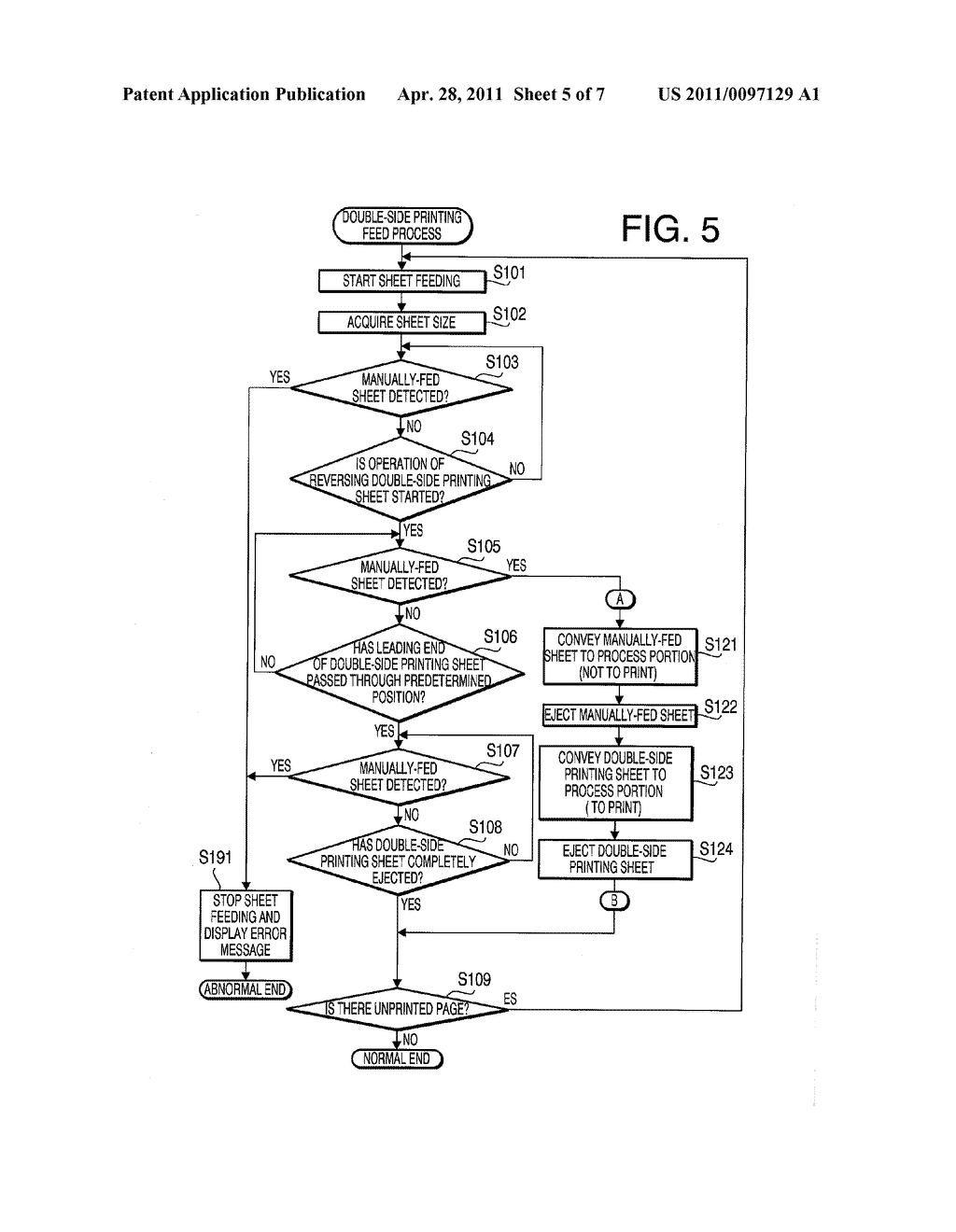 Printer and Method for Controlling the Same - diagram, schematic, and image 06