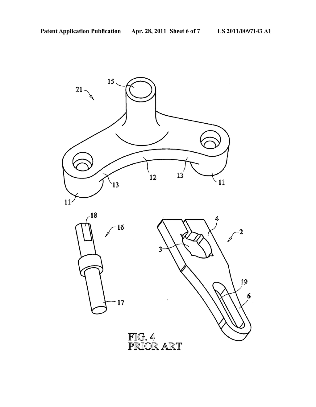 Pinless device for orienting a motorcycle stabilizer wiper - diagram, schematic, and image 07