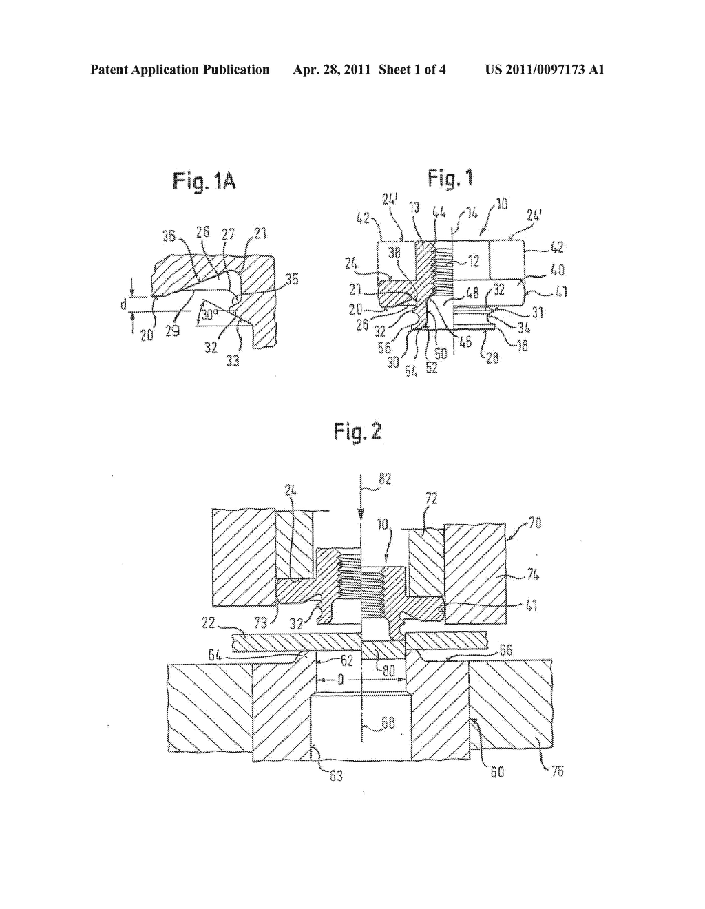 FUNCTIONAL ELEMENT, COMPONENT ASSEMBLY COMPRISING THE FUNCTIONAL ELEMENT IN COMBINATION WITH A SHEET METAL PART, METHOD FOR THE MANUFACTURE OF A COMPONENT ASSEMBLY AND ALSO METHOD FOR THE MANUFACTURE OF THE FUNCTIONAL ELEMENT - diagram, schematic, and image 02