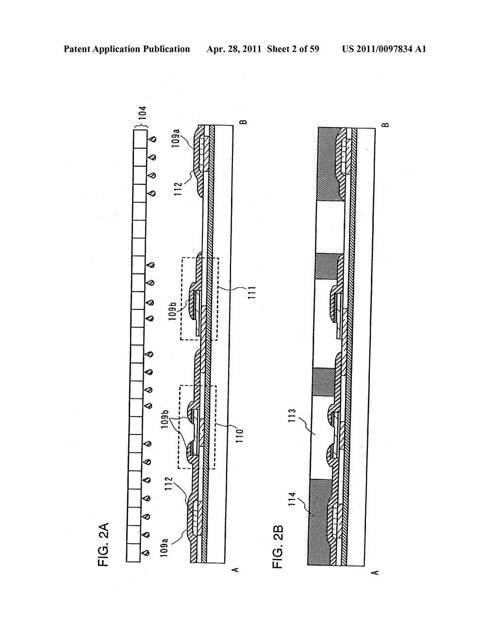 THIN FILM TRANSISTOR, DISPLAY DEVICE AND LIQUID CRYSTAL DISPLAY DEVICE AND METHOD FOR MANUFACTURING THE SAME - diagram, schematic, and image 03