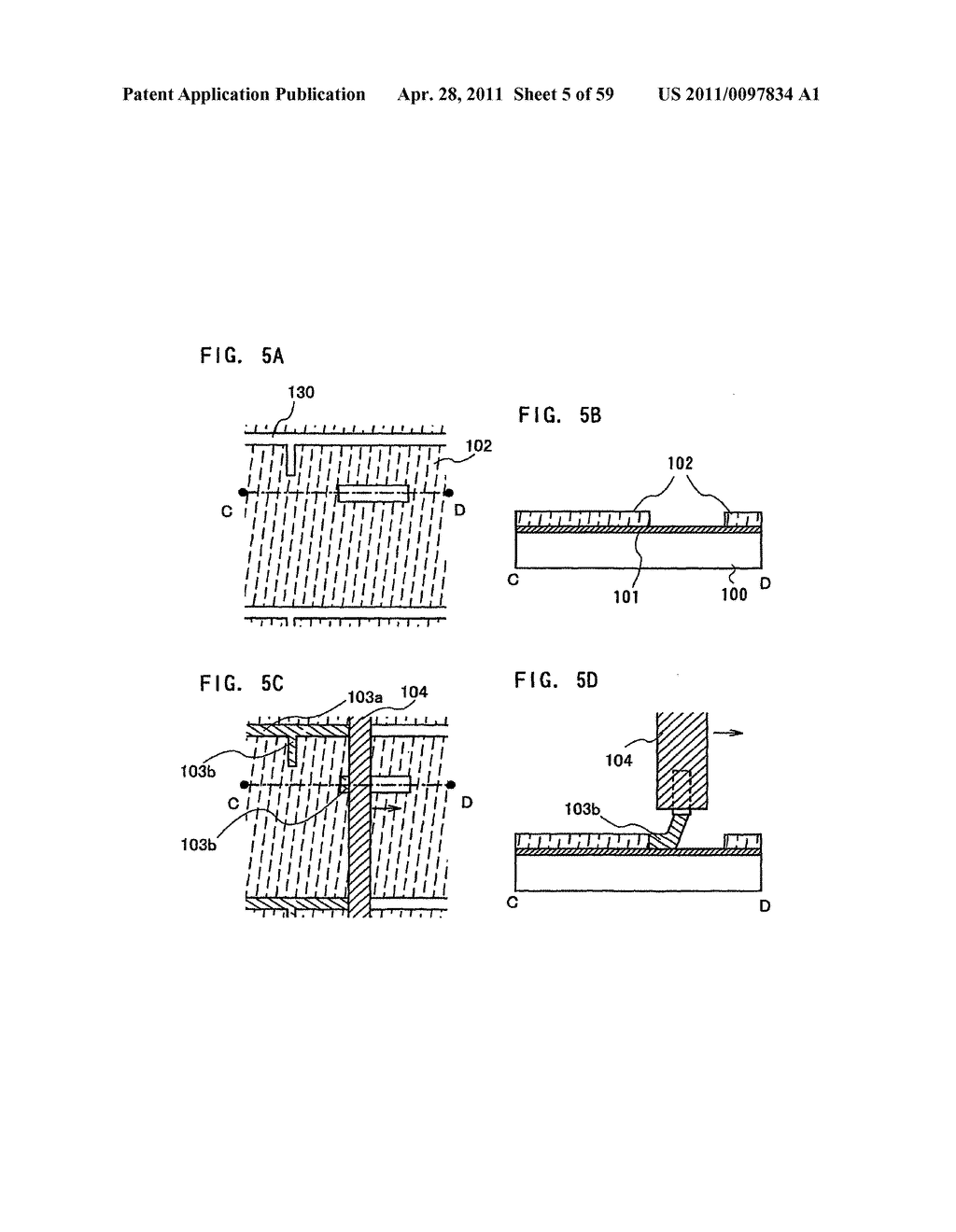 THIN FILM TRANSISTOR, DISPLAY DEVICE AND LIQUID CRYSTAL DISPLAY DEVICE AND METHOD FOR MANUFACTURING THE SAME - diagram, schematic, and image 06