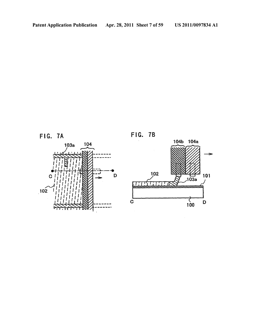 THIN FILM TRANSISTOR, DISPLAY DEVICE AND LIQUID CRYSTAL DISPLAY DEVICE AND METHOD FOR MANUFACTURING THE SAME - diagram, schematic, and image 08
