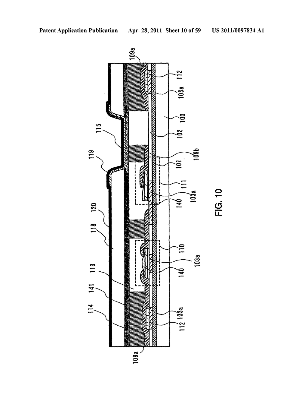 THIN FILM TRANSISTOR, DISPLAY DEVICE AND LIQUID CRYSTAL DISPLAY DEVICE AND METHOD FOR MANUFACTURING THE SAME - diagram, schematic, and image 11