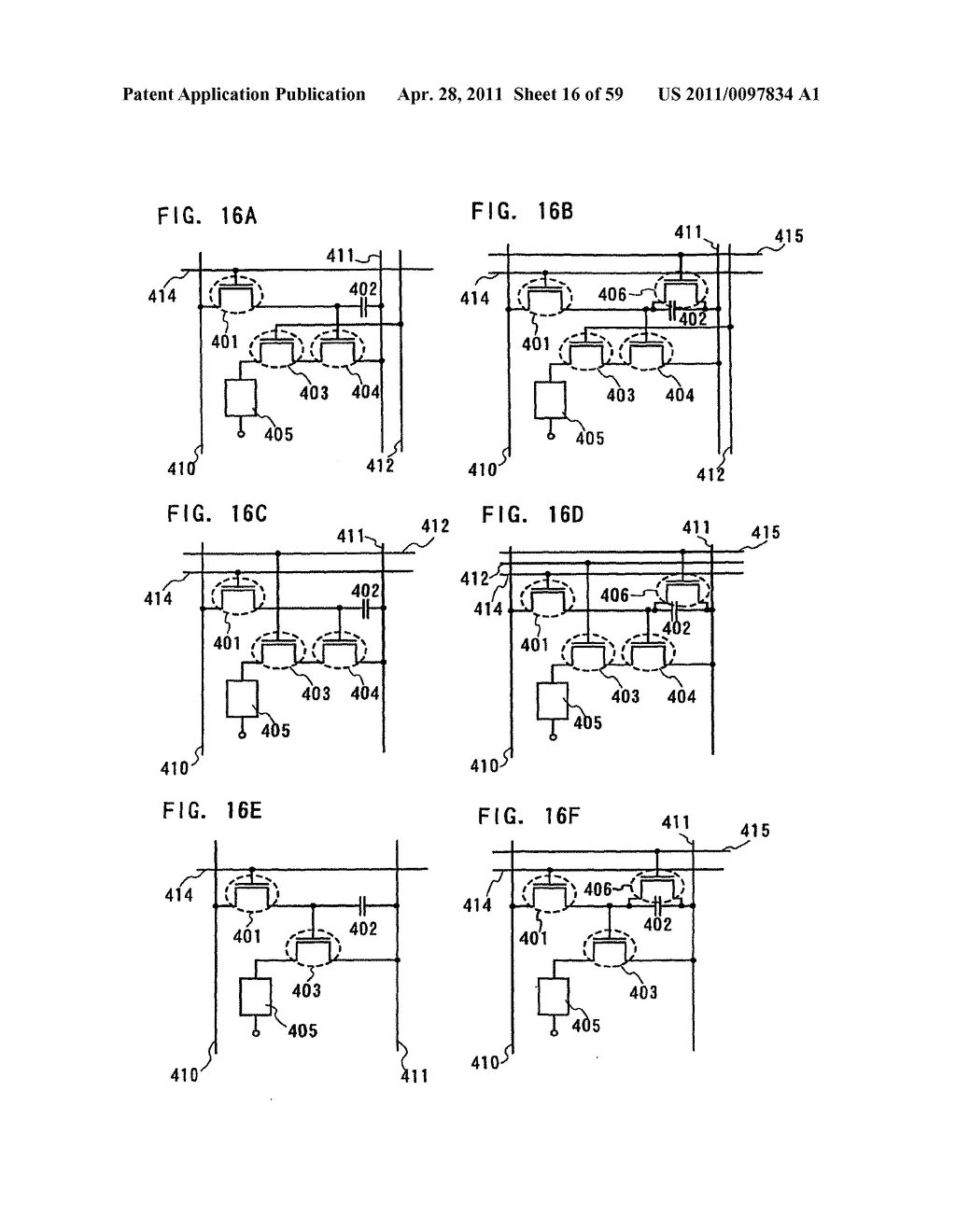 THIN FILM TRANSISTOR, DISPLAY DEVICE AND LIQUID CRYSTAL DISPLAY DEVICE AND METHOD FOR MANUFACTURING THE SAME - diagram, schematic, and image 17
