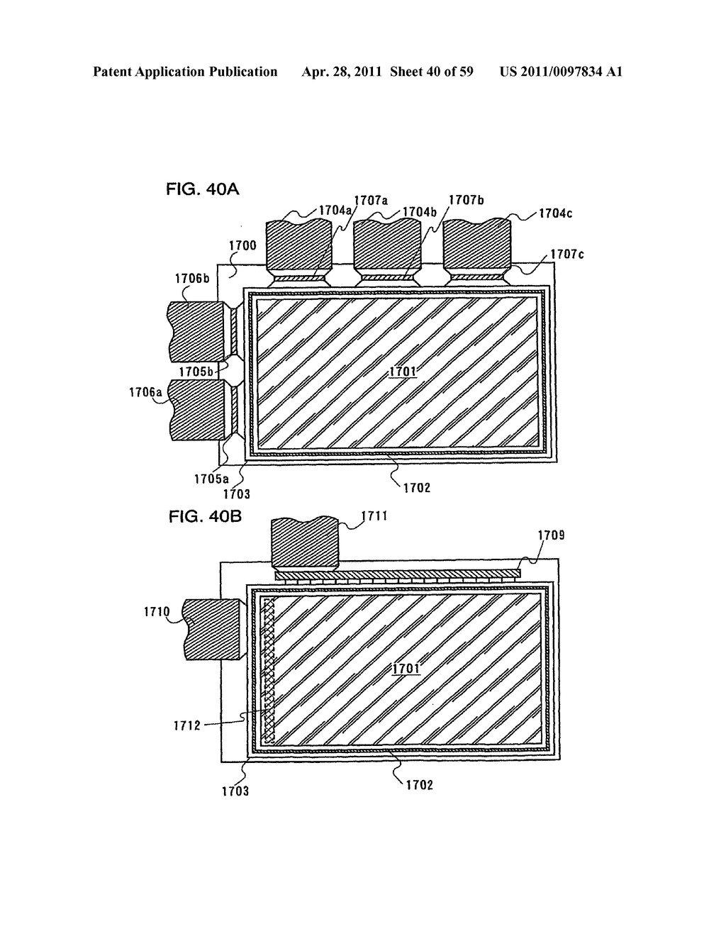 THIN FILM TRANSISTOR, DISPLAY DEVICE AND LIQUID CRYSTAL DISPLAY DEVICE AND METHOD FOR MANUFACTURING THE SAME - diagram, schematic, and image 41