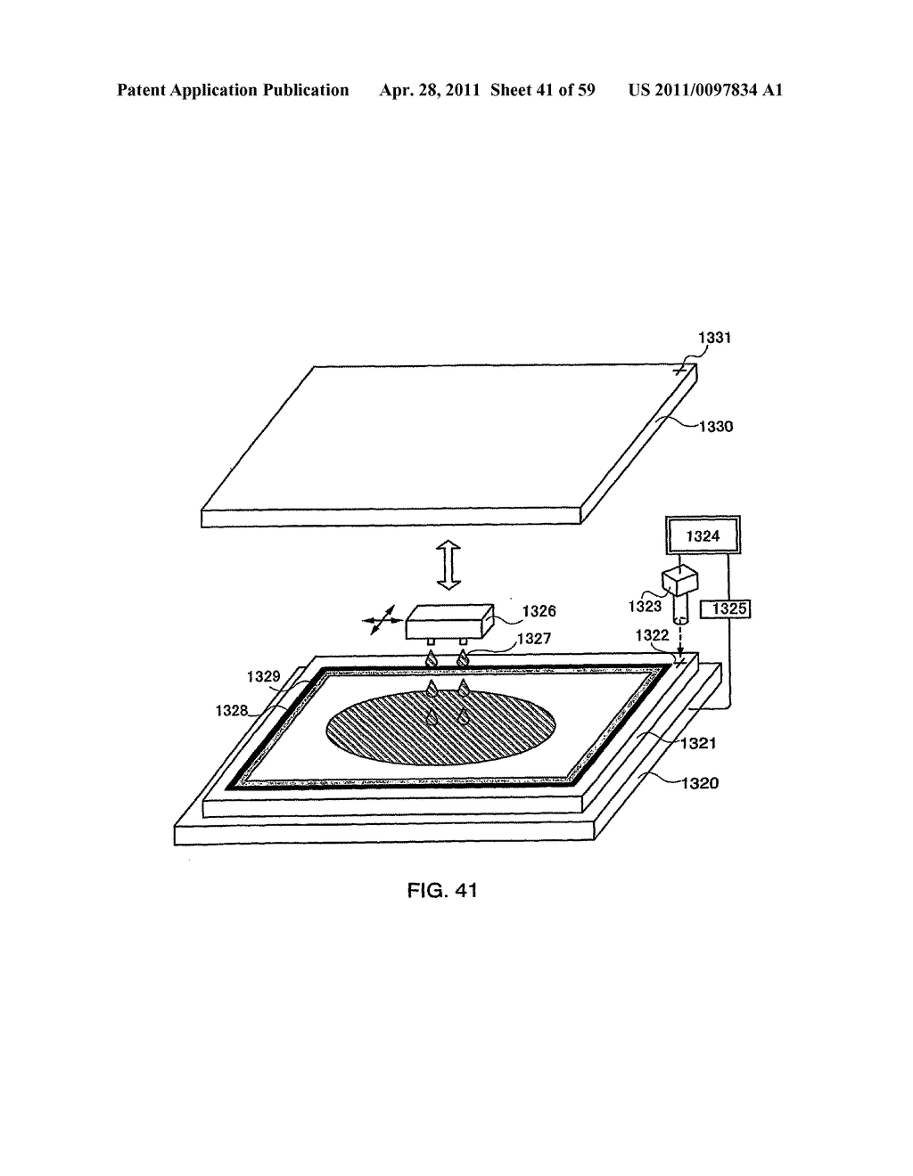 THIN FILM TRANSISTOR, DISPLAY DEVICE AND LIQUID CRYSTAL DISPLAY DEVICE AND METHOD FOR MANUFACTURING THE SAME - diagram, schematic, and image 42