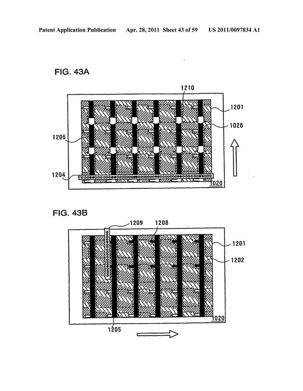 THIN FILM TRANSISTOR, DISPLAY DEVICE AND LIQUID CRYSTAL DISPLAY DEVICE AND METHOD FOR MANUFACTURING THE SAME - diagram, schematic, and image 44