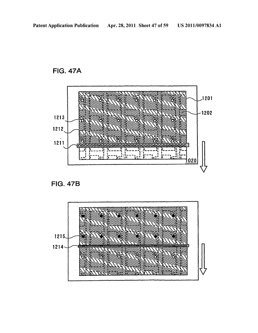 THIN FILM TRANSISTOR, DISPLAY DEVICE AND LIQUID CRYSTAL DISPLAY DEVICE AND METHOD FOR MANUFACTURING THE SAME - diagram, schematic, and image 48