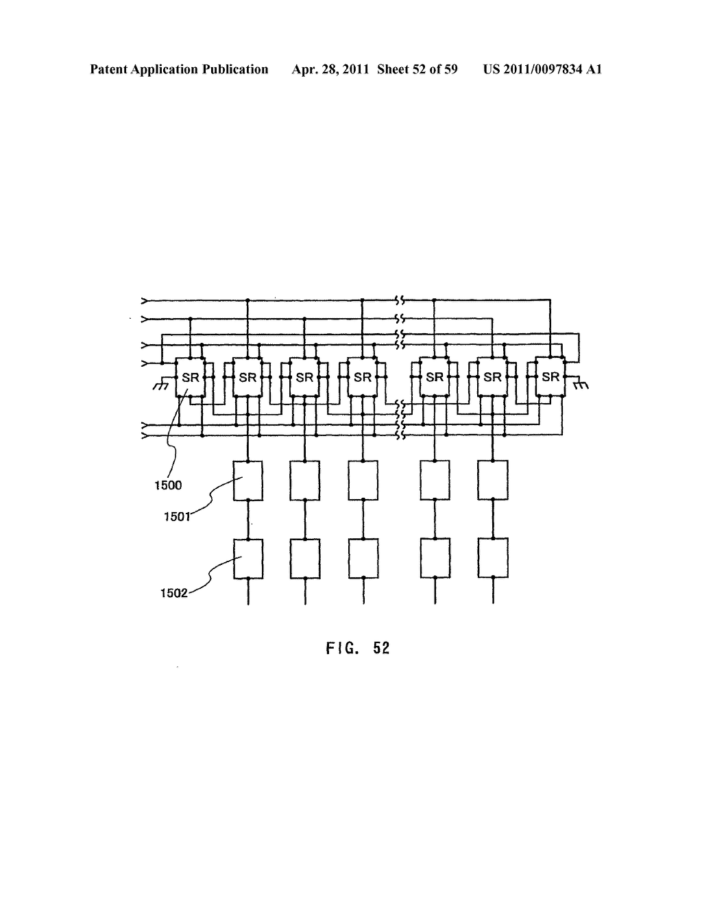 THIN FILM TRANSISTOR, DISPLAY DEVICE AND LIQUID CRYSTAL DISPLAY DEVICE AND METHOD FOR MANUFACTURING THE SAME - diagram, schematic, and image 53