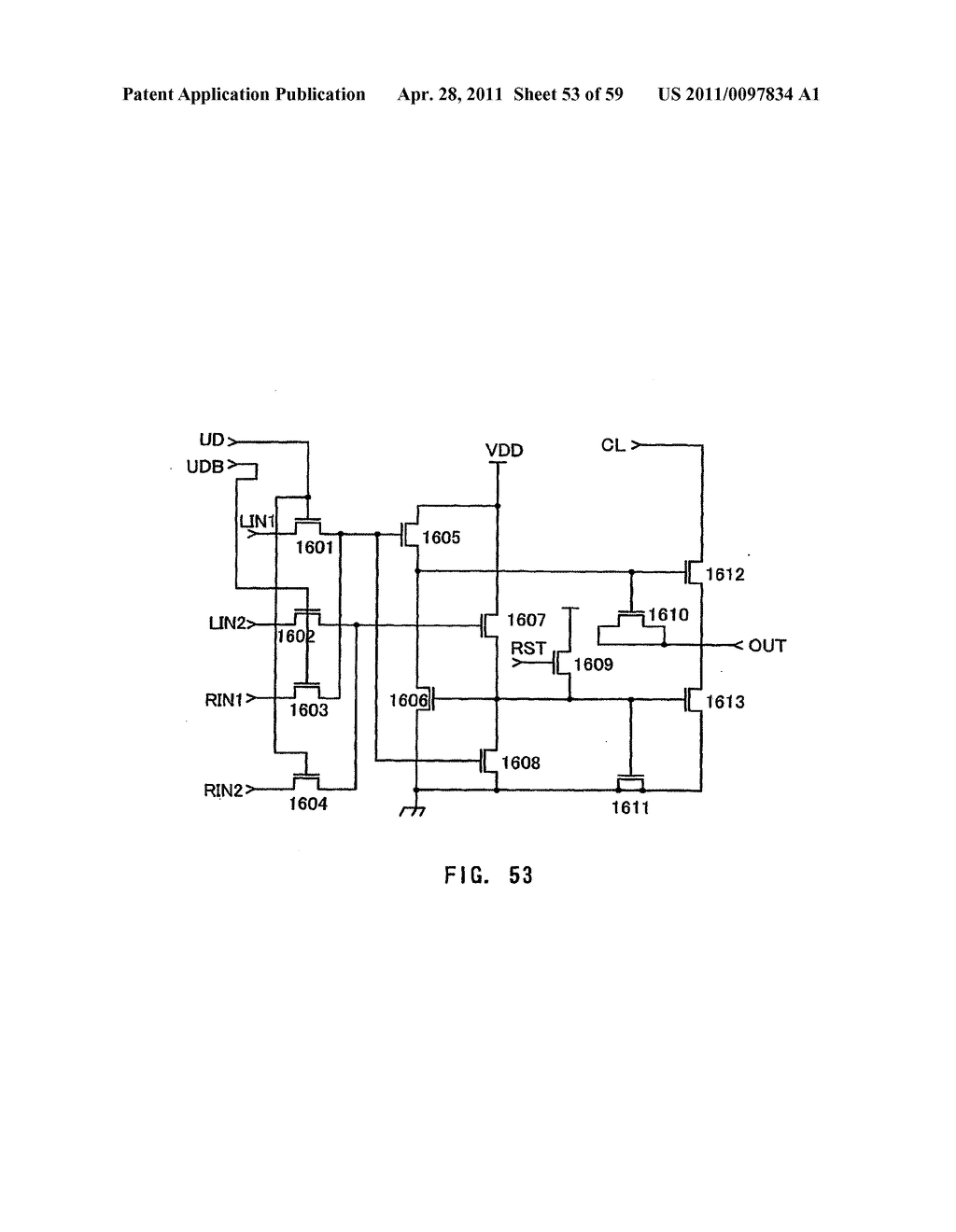 THIN FILM TRANSISTOR, DISPLAY DEVICE AND LIQUID CRYSTAL DISPLAY DEVICE AND METHOD FOR MANUFACTURING THE SAME - diagram, schematic, and image 54