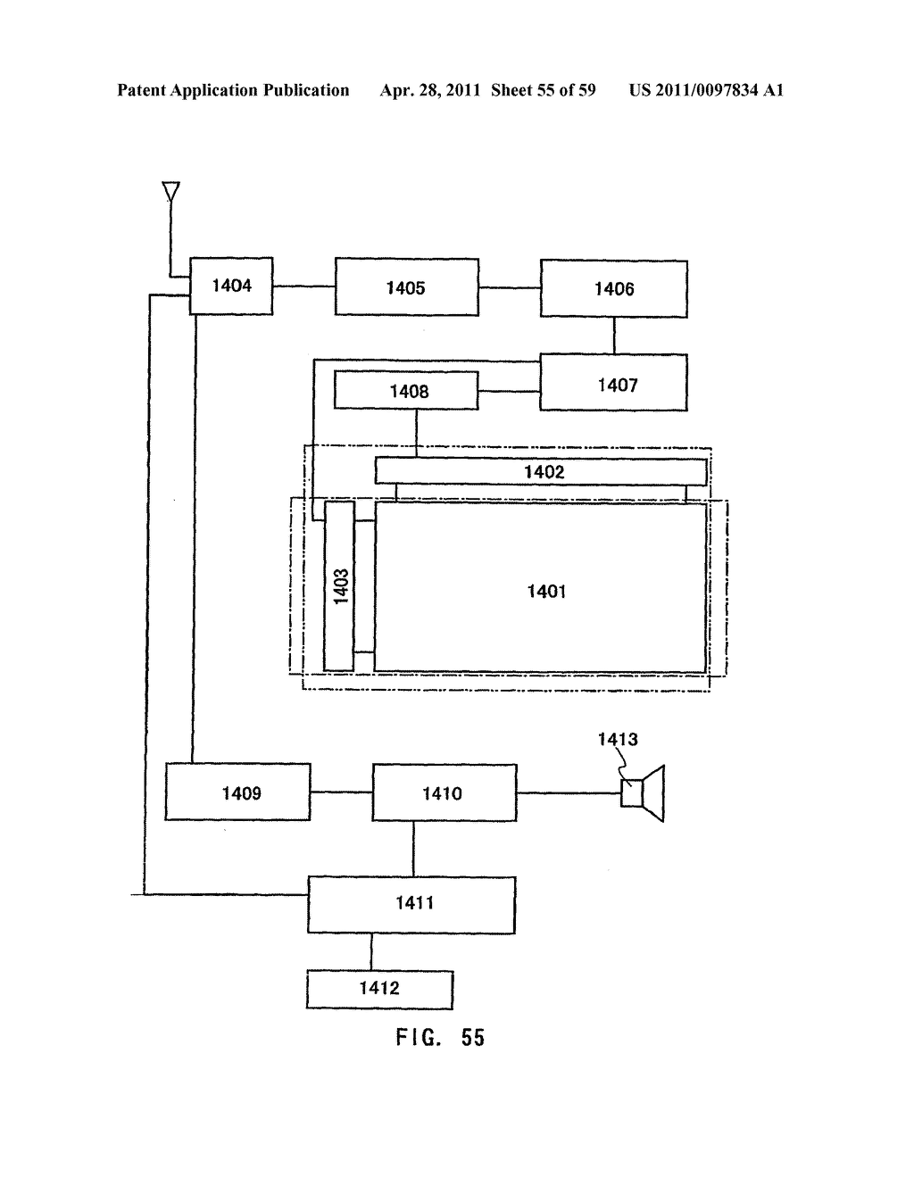 THIN FILM TRANSISTOR, DISPLAY DEVICE AND LIQUID CRYSTAL DISPLAY DEVICE AND METHOD FOR MANUFACTURING THE SAME - diagram, schematic, and image 56