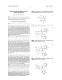 PROCESSES FOR THE PREPARATION OF URACIL DERIVATIVES diagram and image