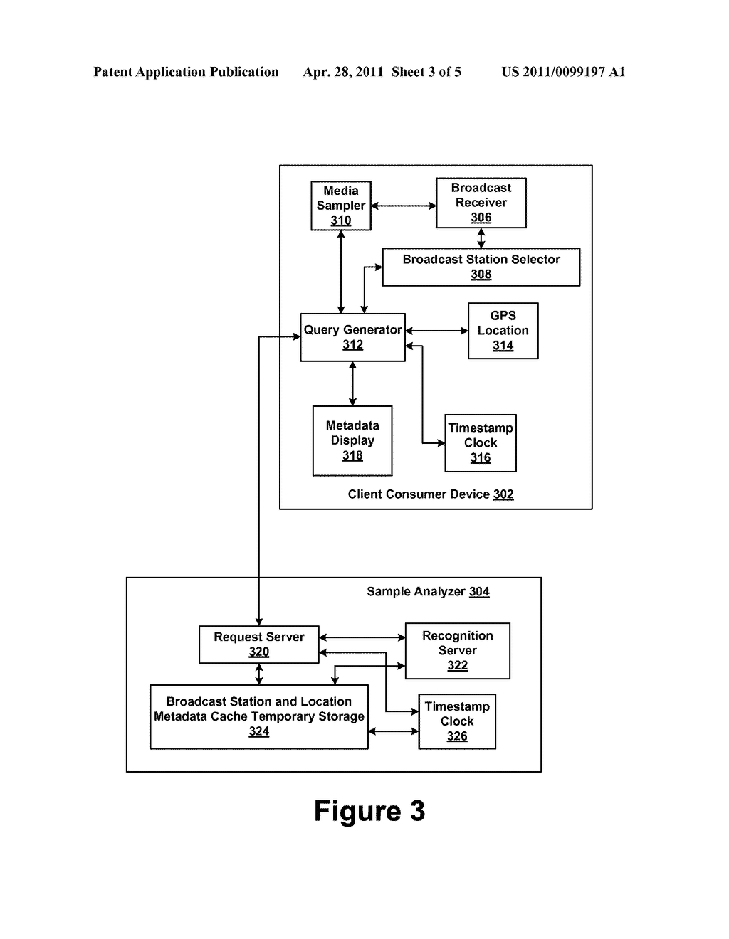 Method and System for Identification of Distributed Broadcast Content - diagram, schematic, and image 04