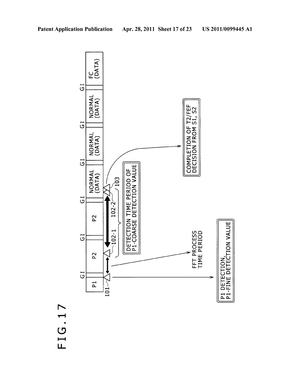 RECEPTION APPARATUS, RECEPTION METHOD AND RECEPTION SYSTEM - diagram, schematic, and image 18