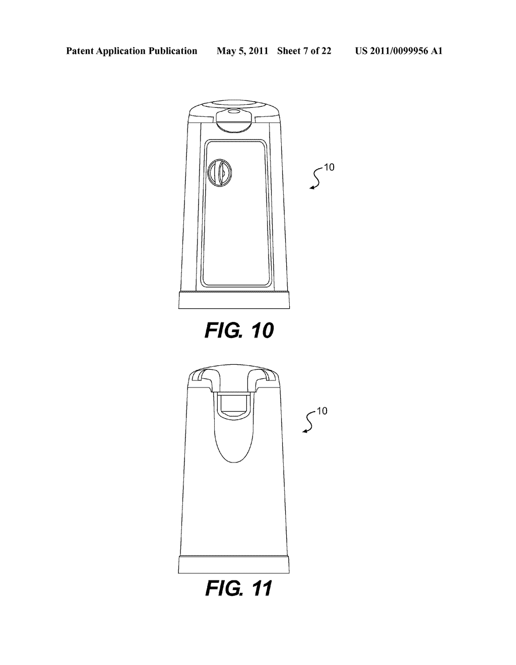 SYSTEM AND METHOD FOR DISPOSING WASTE PACKAGES SUCH AS DIAPERS - diagram, schematic, and image 08