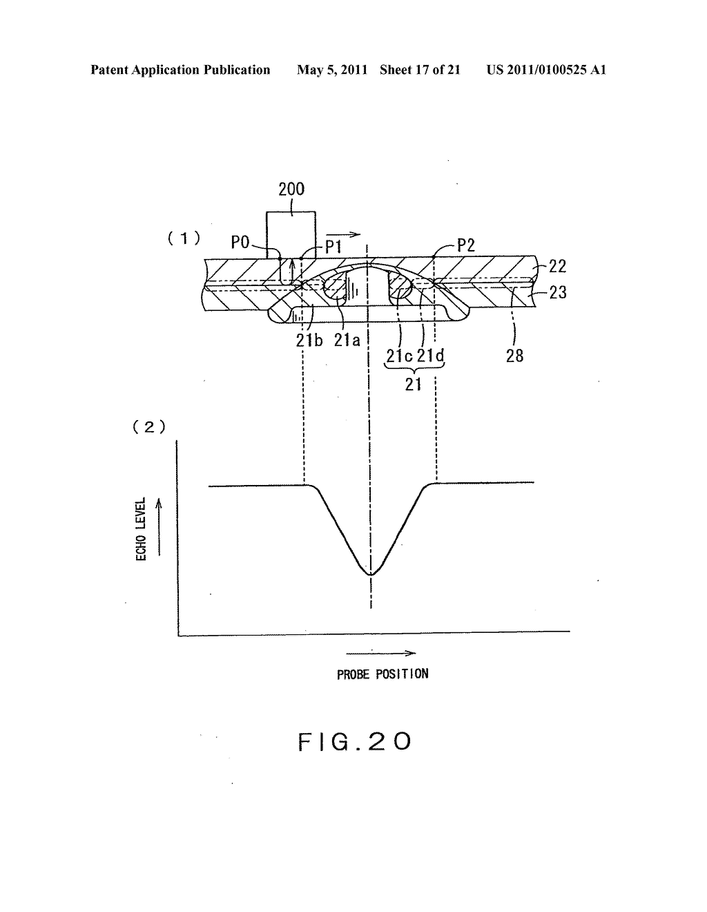 Method and apparatus for inspecting joined object formed by friction stir joining - diagram, schematic, and image 18