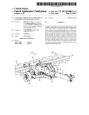 STEERABLE AGRICULTURAL IMPLEMENT WITH EQUALIZED STEERING EFFORT diagram and image