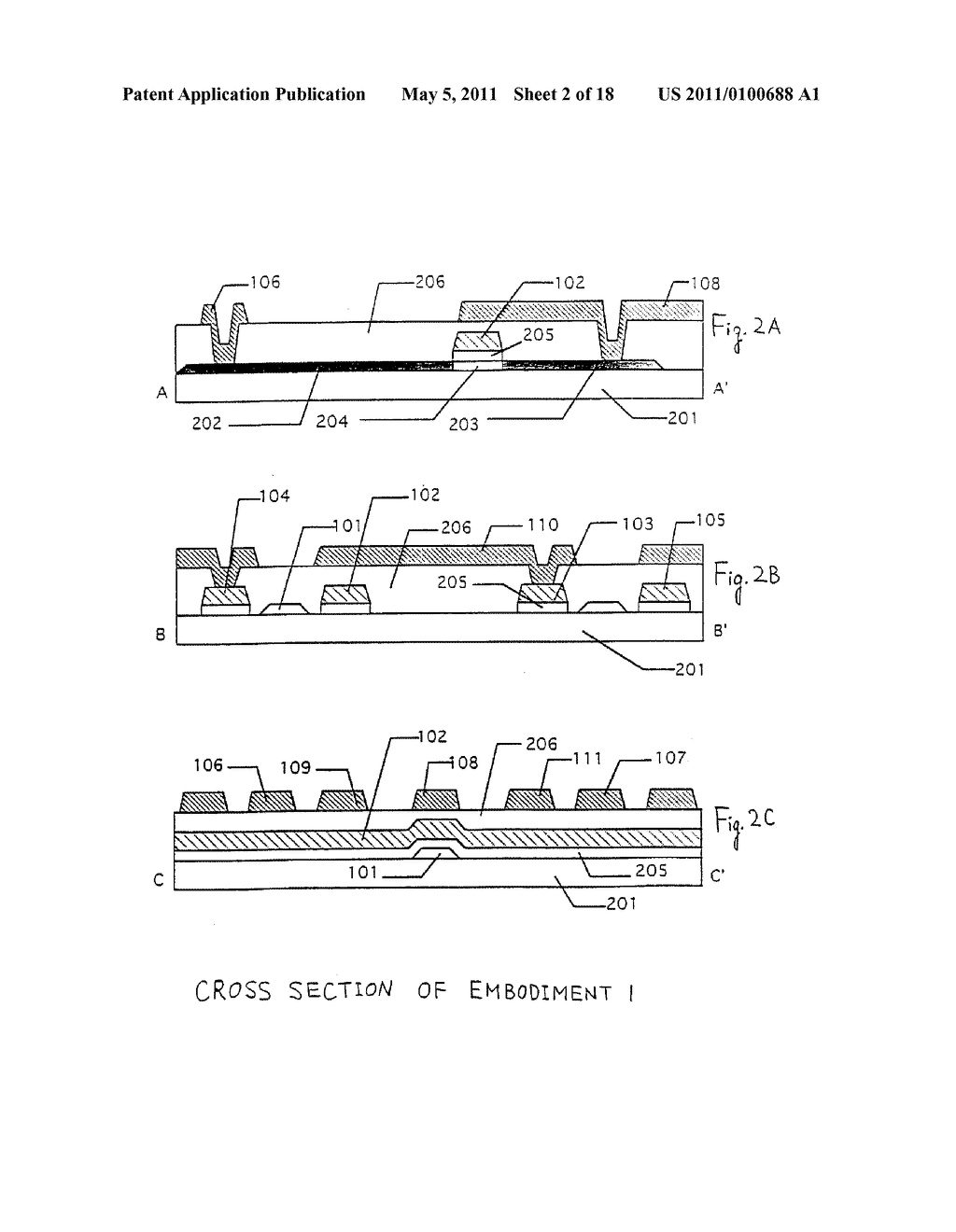 Electro-Optical Device and Method of Manufacturing the Same - diagram, schematic, and image 03