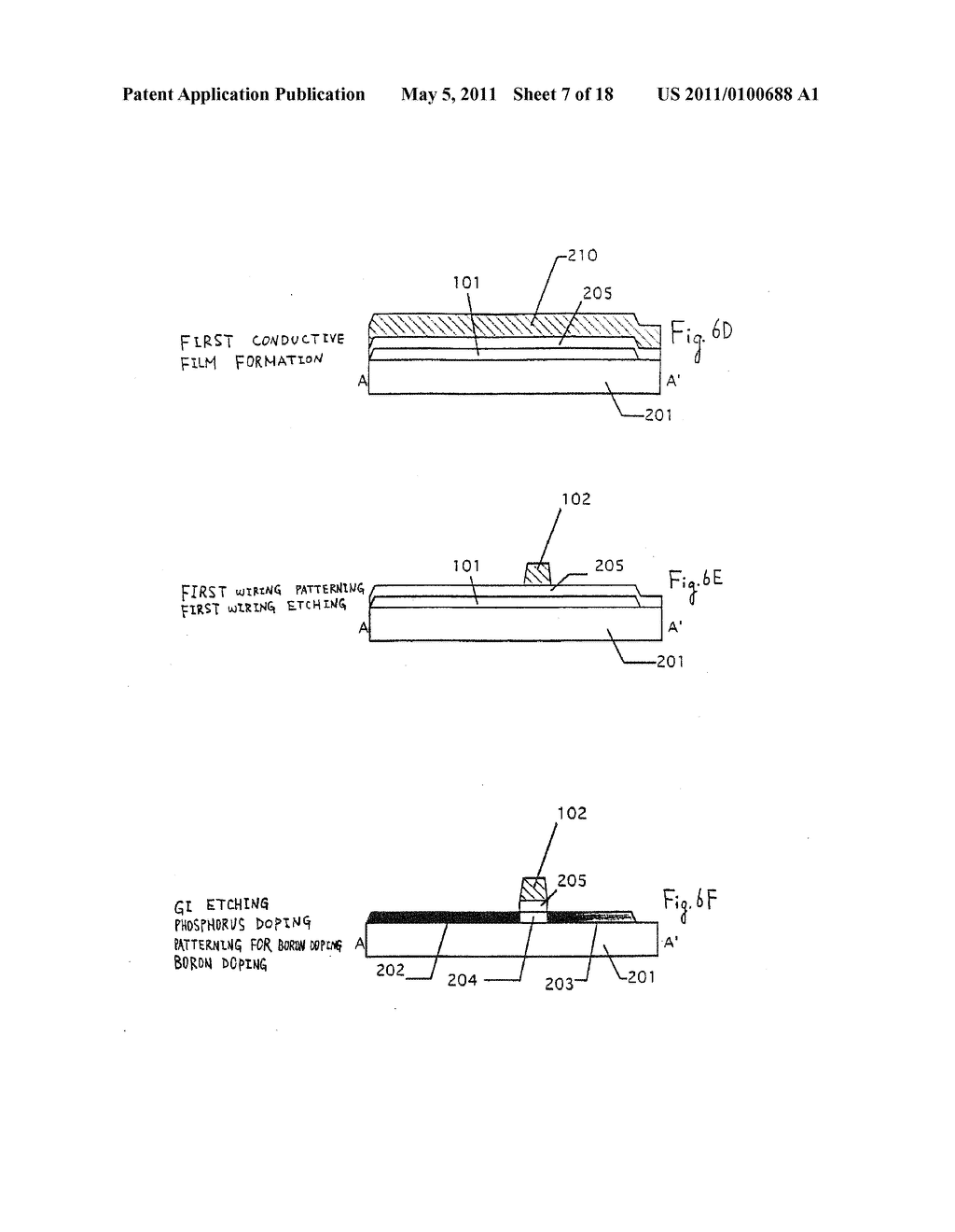 Electro-Optical Device and Method of Manufacturing the Same - diagram, schematic, and image 08