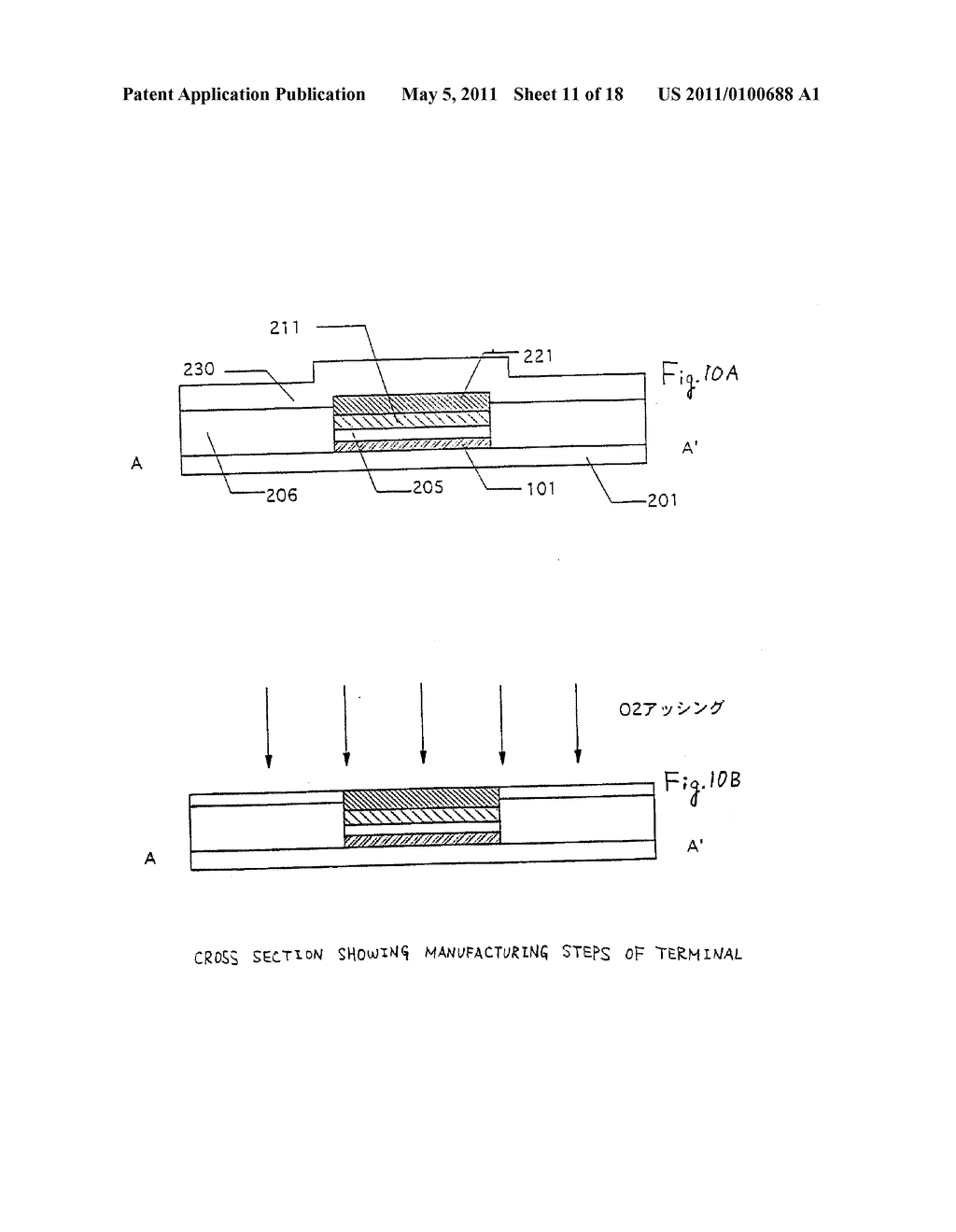 Electro-Optical Device and Method of Manufacturing the Same - diagram, schematic, and image 12