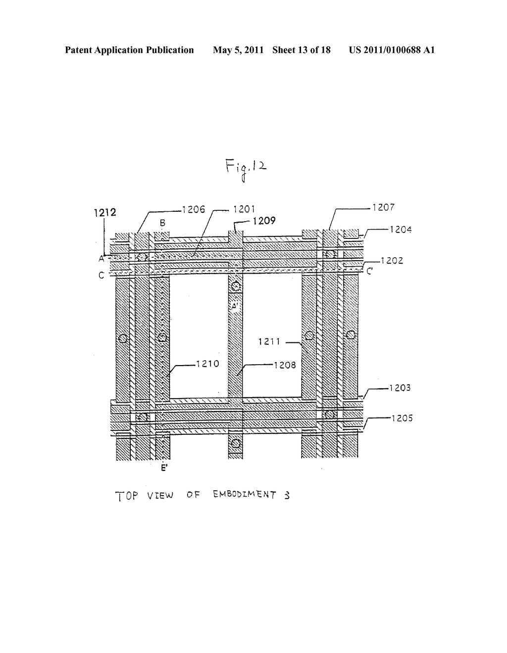 Electro-Optical Device and Method of Manufacturing the Same - diagram, schematic, and image 14