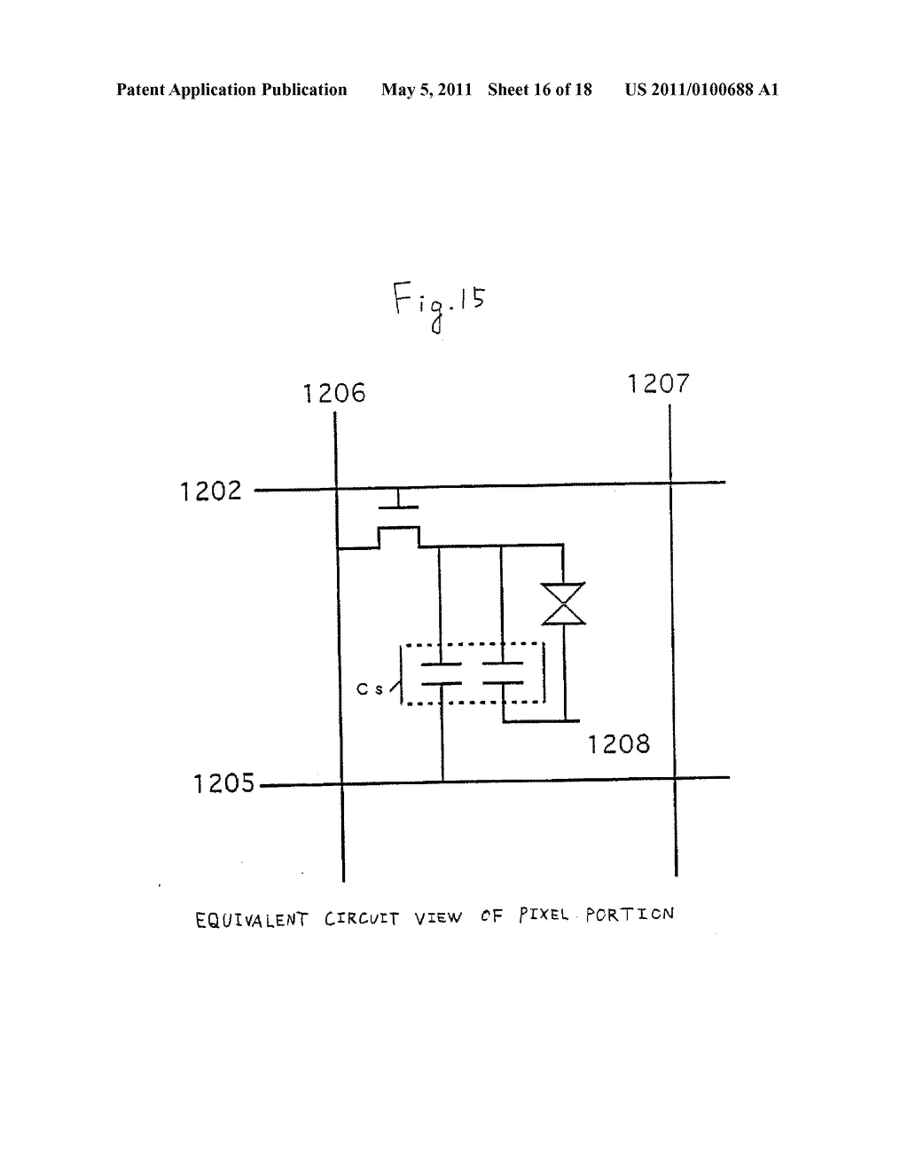 Electro-Optical Device and Method of Manufacturing the Same - diagram, schematic, and image 17