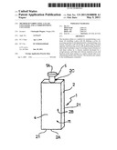 METHOD OF FABRICATING A GLASS CONTAINER, AND A CORRESPONDING CONTAINER diagram and image