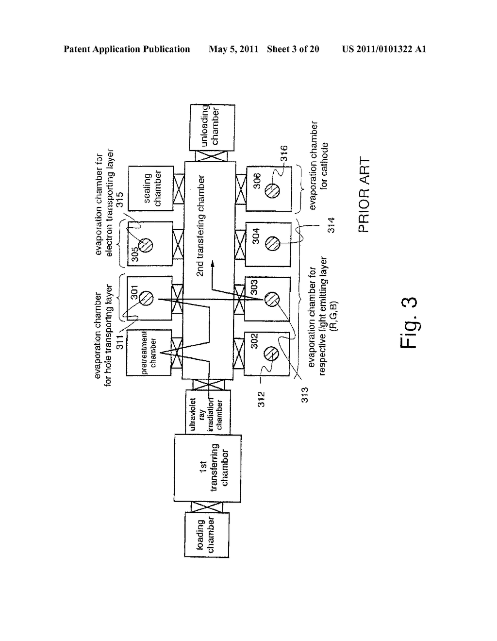 Organic Light Emitting Element and Display Device Using the Element - diagram, schematic, and image 04