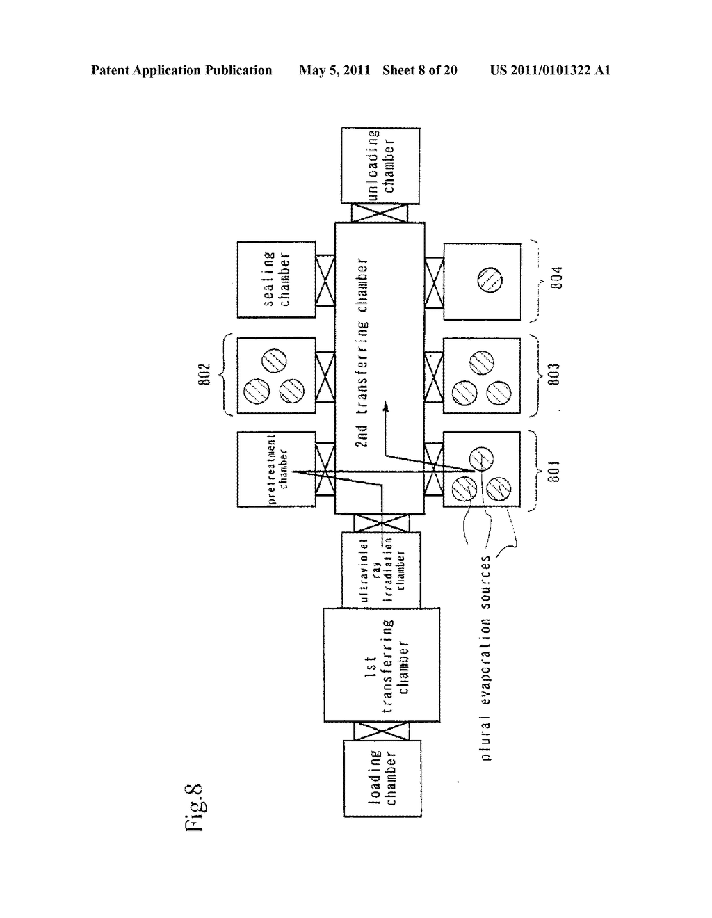 Organic Light Emitting Element and Display Device Using the Element - diagram, schematic, and image 09
