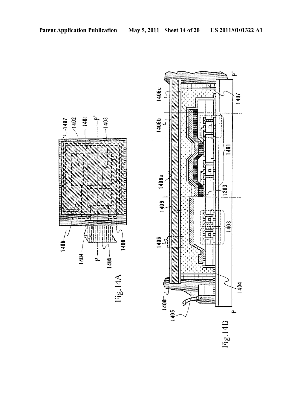 Organic Light Emitting Element and Display Device Using the Element - diagram, schematic, and image 15
