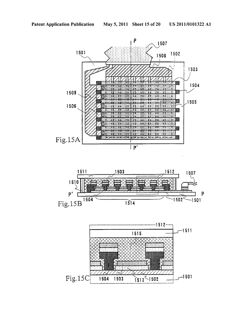 Organic Light Emitting Element and Display Device Using the Element - diagram, schematic, and image 16