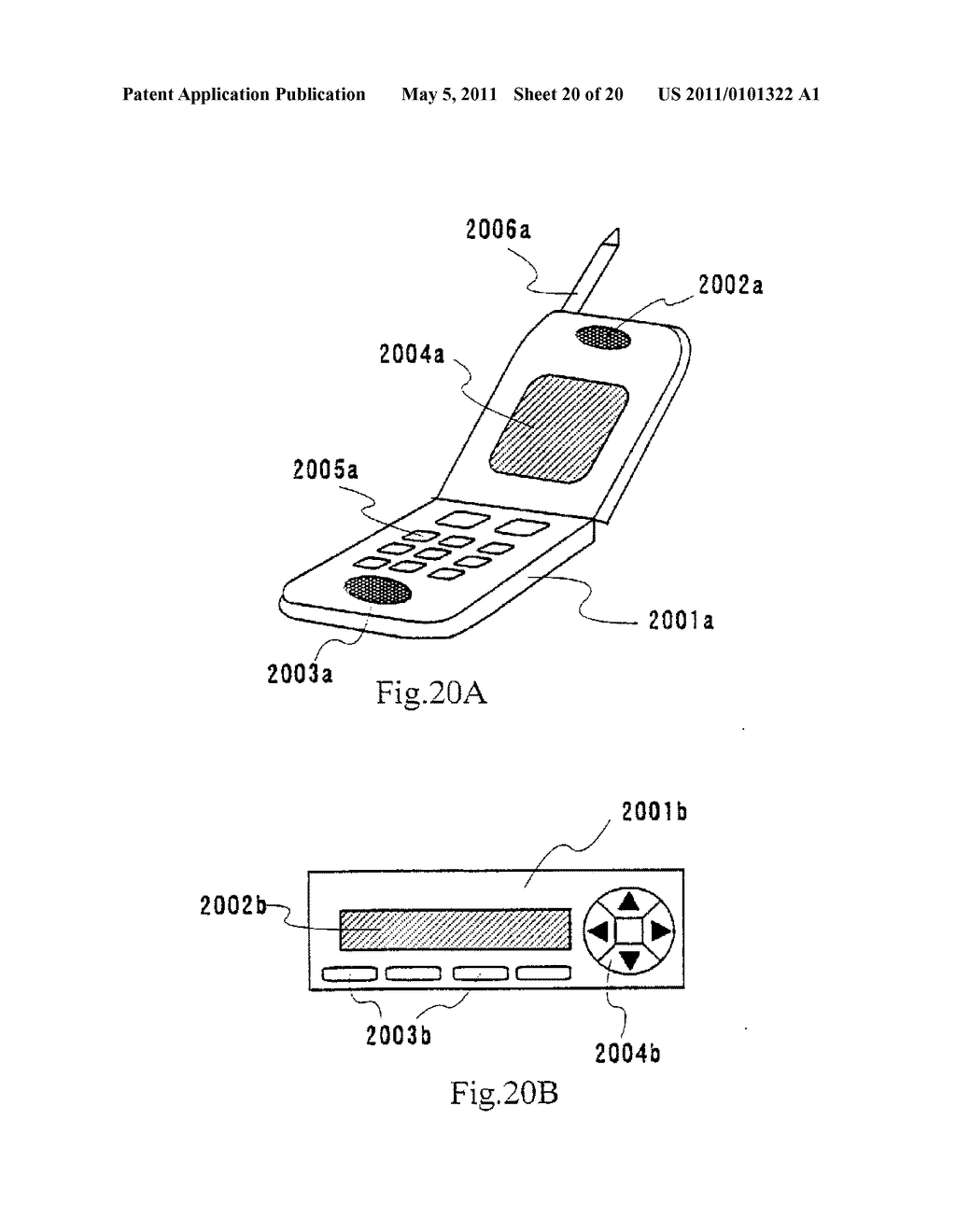 Organic Light Emitting Element and Display Device Using the Element - diagram, schematic, and image 21