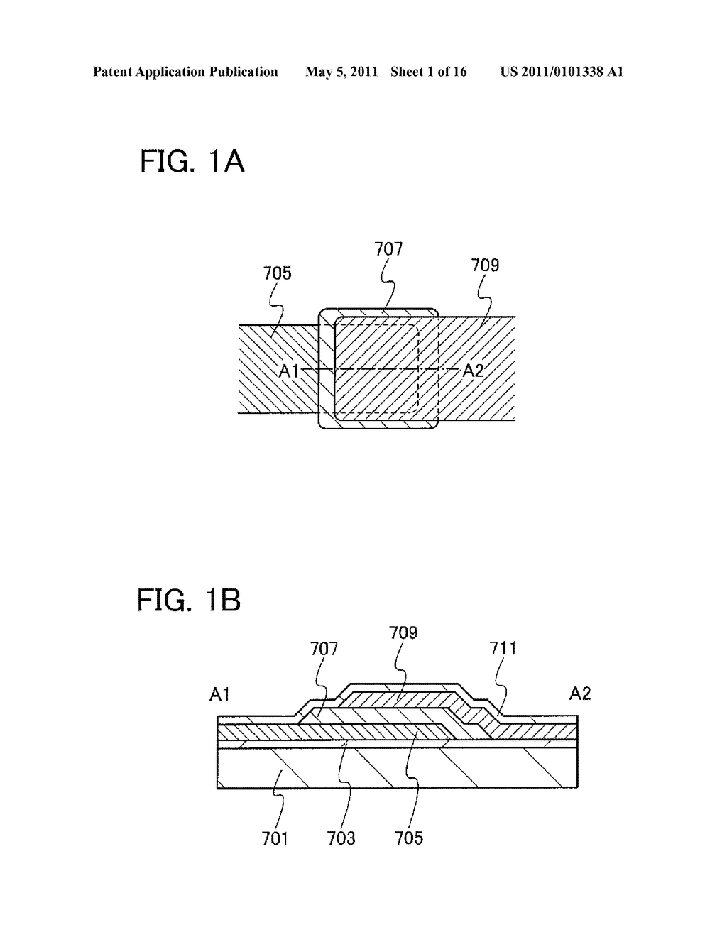 NON-LINEAR ELEMENT, DISPLAY DEVICE INCLUDING NON-LINEAR ELEMENT, AND ELECTRONIC DEVICE INCLUDING DISPLAY DEVICE - diagram, schematic, and image 02